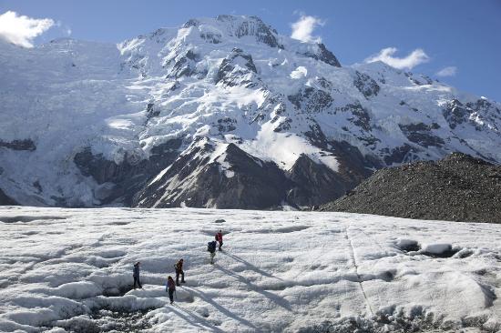 Mount Cook Glacier Helihike
