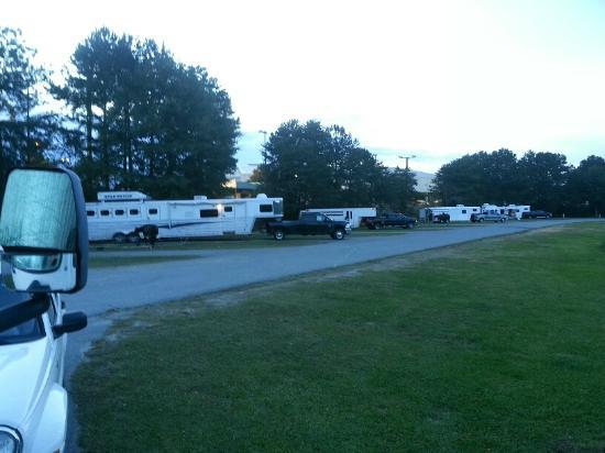 Jim Miller Park Campground