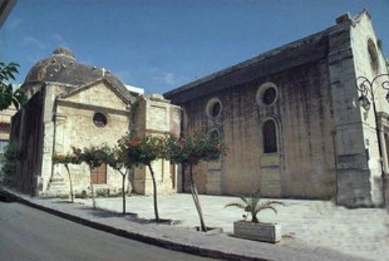 ‪Church and the Museum of St. Aikaterini‬
