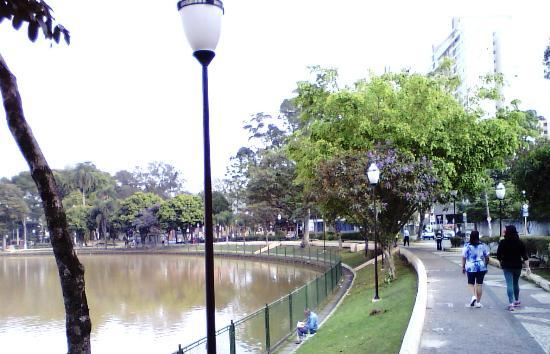 Lago de Vila Galvão