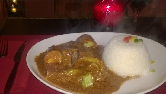 Teranga Bar Restaurant : le Mafé