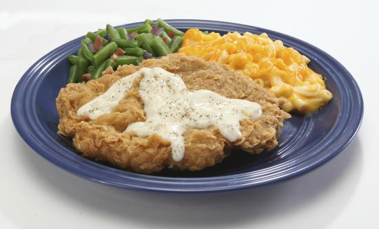 Coyote Canyon: Chicken Fried Steak