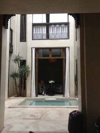 Riad Vanilla sma: inside the hotel
