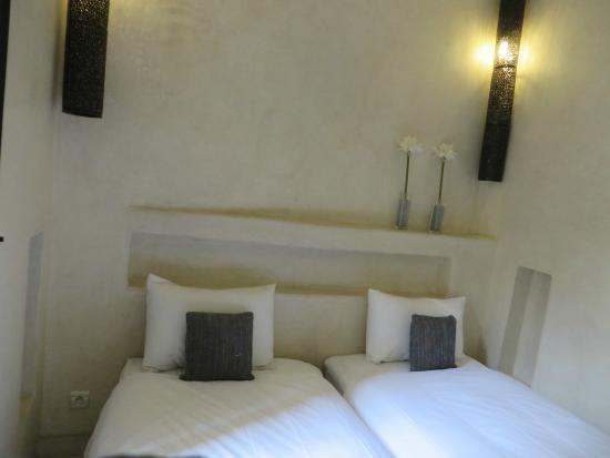 Riad Vanilla sma: our room