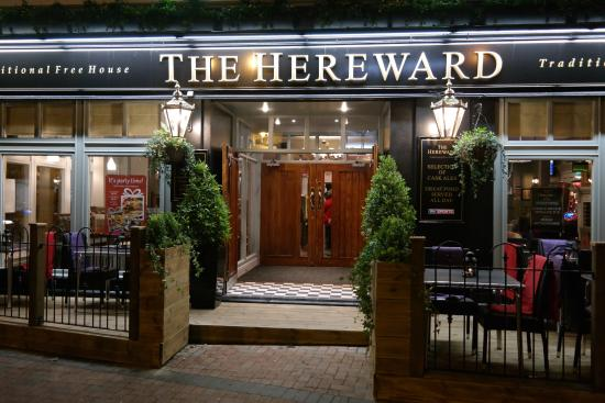 ‪The Hereward‬
