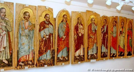 Museum of Volyn Icon