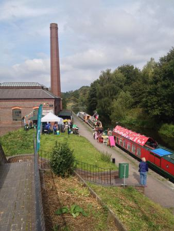 Galton Valley Canal Museum: Museum open day for the Heritage Open Weekend in September 2014.