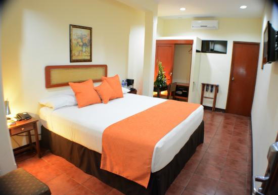 Best Western Las Mercedes Leon: Single room