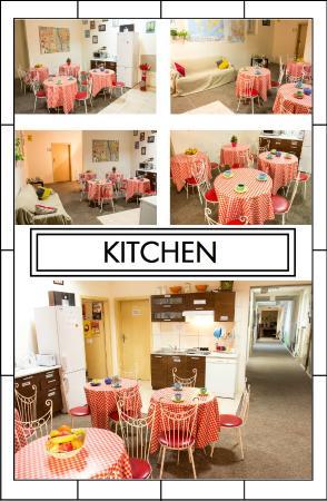 The Warsaw Hostel: Kitchen