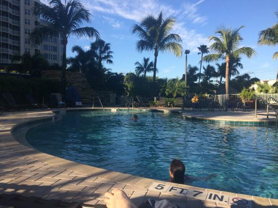 Pointe Estero Beach Resort : pool