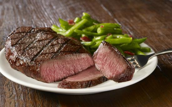 Montana Mike's Steakhouse: Sirloin Cut Steak