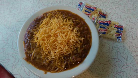 Spot Restaurant: The chili