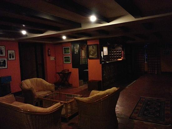 Yeti Mountain Home Lukla : Lobby and Reception