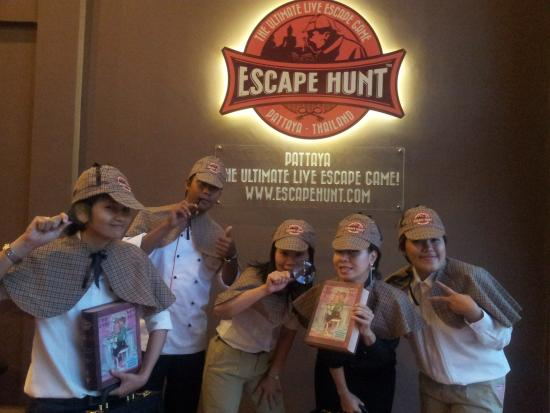 The Escape Hunt Experience Pattaya