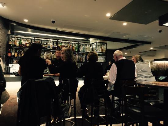 Mediterraneo Restaurant : Bar