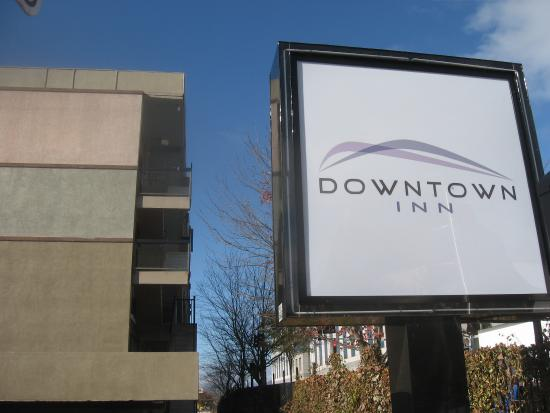 Downtown Inn & Suites: Downtown Inn - Asheville