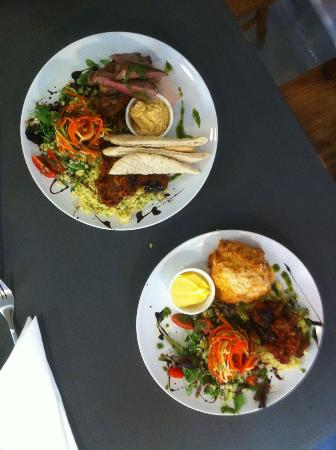 The Old Butcher's Cafe: Lunch!