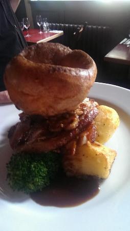 The Pig's Ear: Roast Beef