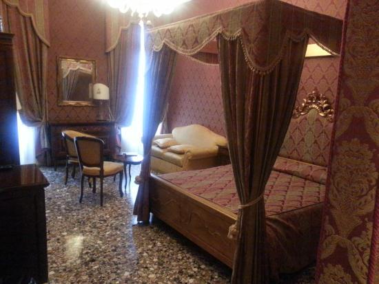 Casa Pisani Canal: Zimmer mit Aussicht