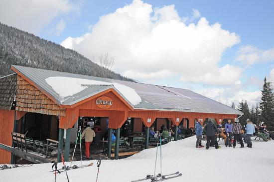 Outback Picture Of Schweitzer Mountain Resort Lodging