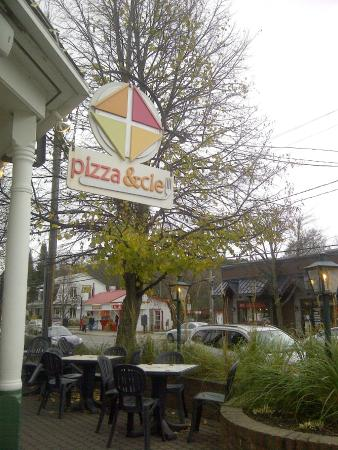 Pizza & Cie : outside