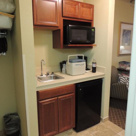 Holiday Inn Express Suites Chehalis - Centralia: energy efficient appliances