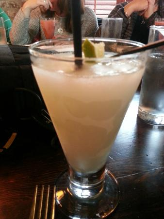 Dos Caminos Meatpacking: frozen margarita
