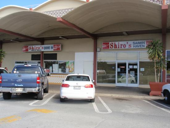 Shiro's Saimin Haven