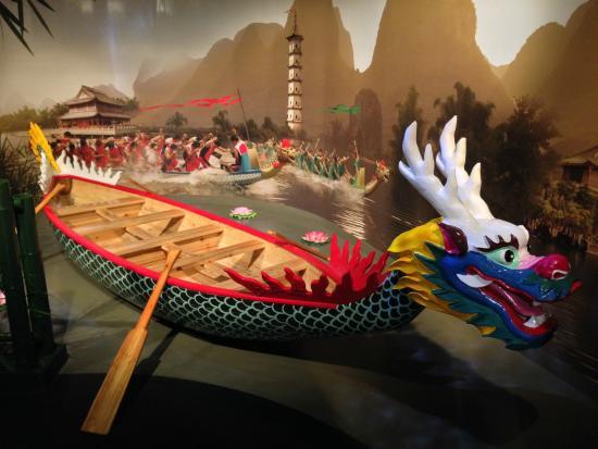 北京杜莎夫人蠟像館