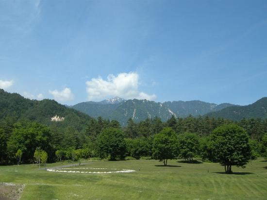 Alps Azumino National Government Park  Omachi/Matsukawa