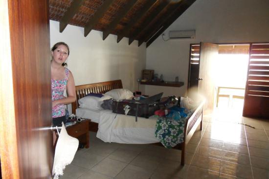 Surfside Vanuatu: Deluxe Vila (upstairs)
