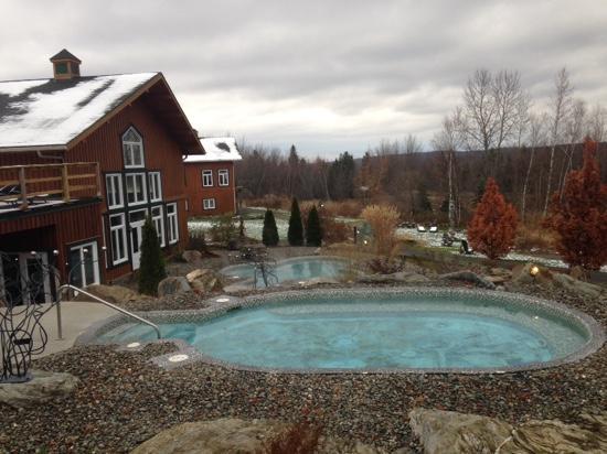 Spa Eastman: bains tourbillons