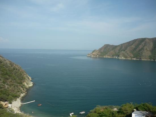 Hotel Casa D'mer Taganga: Hermoso lugar