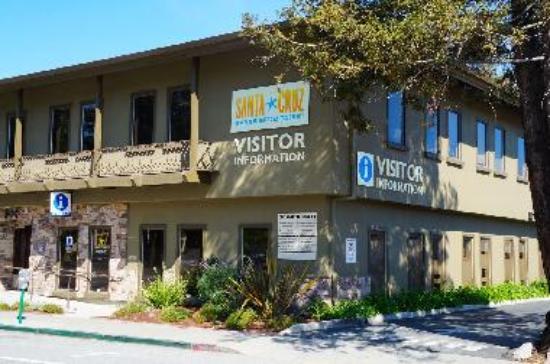 Santa Cruz County Visitor Center