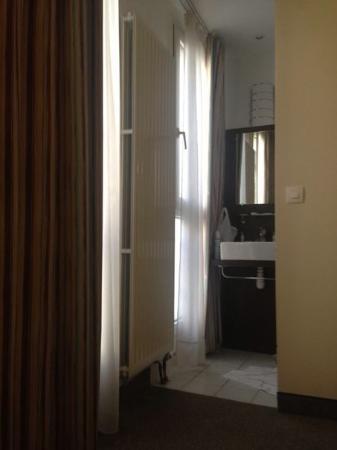 Hotel Amarys Simart: это, собственно, батарея))