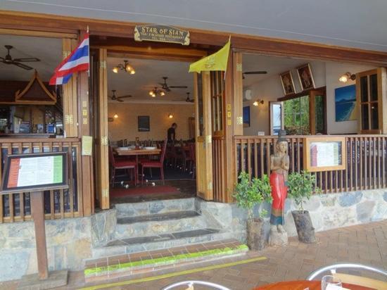Star Of Siam Restaurant Port Douglas