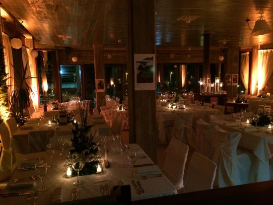 Il Belvedere: Salon de eventos