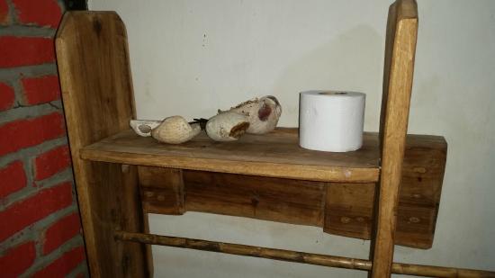 Cocosolo Lodge : Detalle del baño