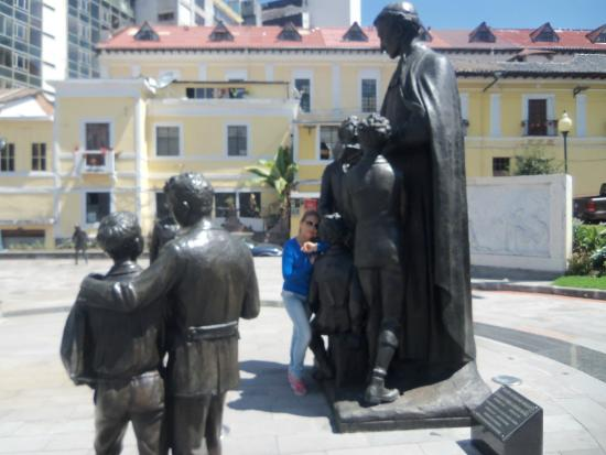 Plaza San Blas : ESTUPENDAS