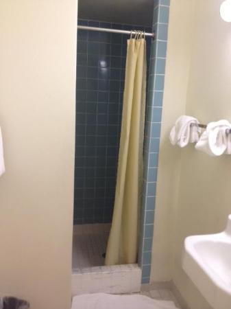 Hokele Suites Waikiki : Moldy shower