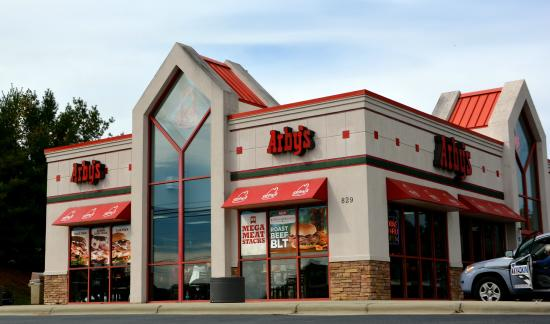 Arby S Good Drive Through And Right Off Of I 77 Exit 54