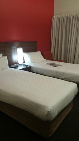 Travelodge Hotel Hobart Airport: Twin room