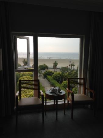 Beihai Luhai Hotel: Sea View