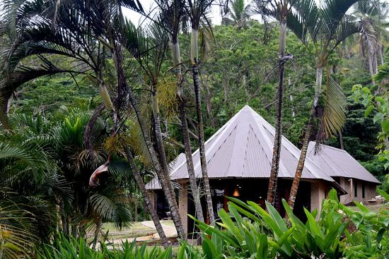 A Bure Situated In The Tropical Gardens Picture Of Taveuni Dive Resort Taveuni Island