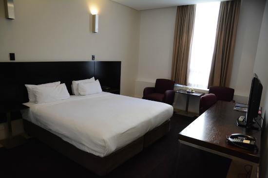 Hotel Causeway : 宿泊した部屋