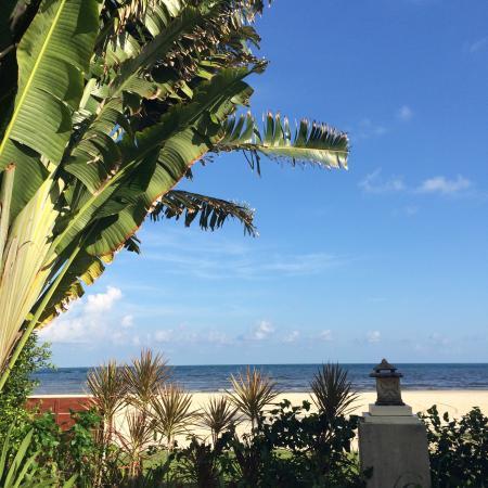 ساموي بيتش فيليدج: Gorgeous view from Villa Flora