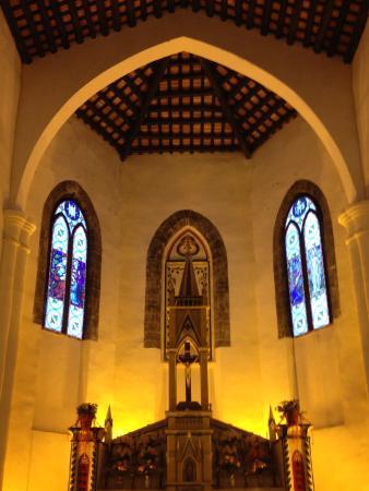 Beihai Weizhou Island: Gothic-style Catholic Church