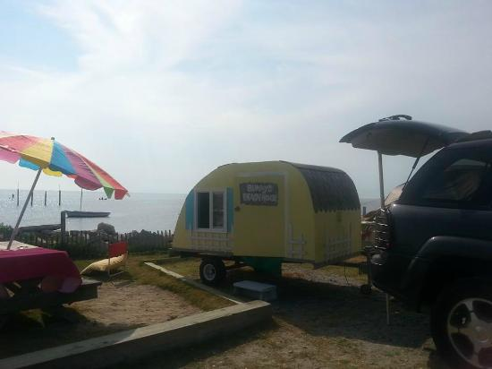 Rodanthe Watersports and Campground: Rodanthe Camping