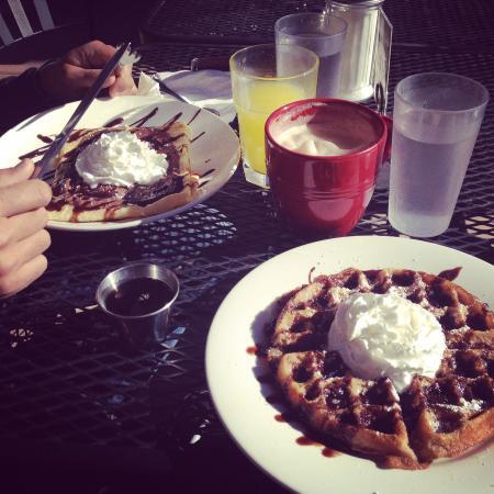 MeMe's Cafe : La nostra colazione