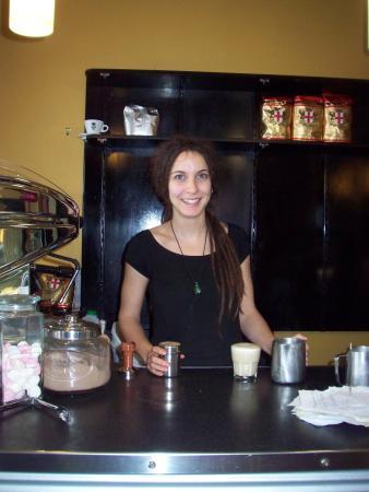 Jades Cafe: Barista